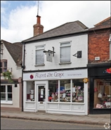 798 SF High Street Shop for Rent  |  17 Spittal Street, Marlow, SL7 3HJ