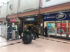 1,058 SF Shopping Centre Unit for Rent  |  Unit 34, Idlewells Centre, Sutton In Ashfield, NG17 1BP