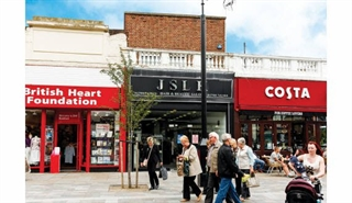 High Street Shop for Rent  |  81 South Street, Romford, RM1 1NL