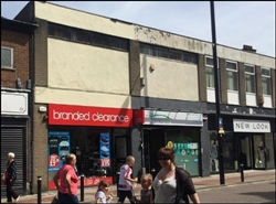 1,077 SF High Street Shop for Sale  |  63 Bradshawgate, Leigh, WN7 4NB