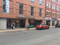 2,335 SF High Street Shop for Rent  |  9-11 St Paul's Street, Leeds, LS1 2JG