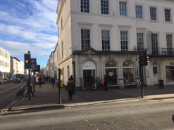 1,017 SF High Street Shop for Rent  |  33 The Parade, Leamington Spa, CV32 4BL
