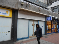 404 SF High Street Shop for Rent  |  Unit 3 Church Path, Woking, GU21 6EJ