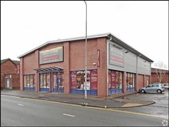 8,285 SF Out of Town Shop for Sale | Multiyork Furniture Stores, Warrington, WA1 2BN