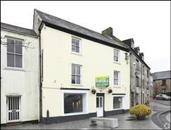 940 SF High Street Shop for Sale  |  25 Honey Street, Bodmin, PL31 2DL