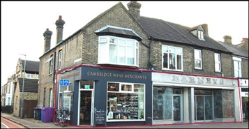 1,057 SF High Street Shop for Rent  |  38 - 40 Mill Road, Cambridge, CB1 2AD