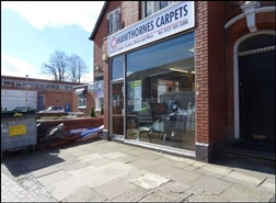 688 SF High Street Shop for Rent  |  556 Bearwood Road, Smethwick, B66 4BT