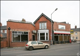 1,170 SF Out of Town Shop for Rent | 2 Westwood Road, Leek, ST13 8DH