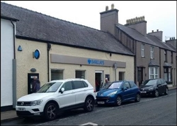 1,198 SF High Street Shop for Rent  |  17 - 21 Salem Street, Amlwch, LL68 9BS