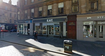 757 SF High Street Shop for Rent  |  31/33 Gordon Street, Glasgow, G1 3PF