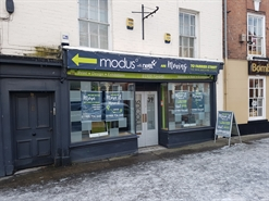 434 SF High Street Shop for Rent | 39 The Tything, Worcester, WR1 1JL