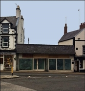 698 SF High Street Shop for Rent  |  17 The Cross, Neston, CH64 9UB