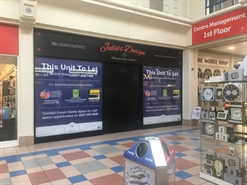1,102 SF Shopping Centre Unit for Rent  |  Unit 6, The Octagon Centre, Burton Upon Trent, DE14 3TN
