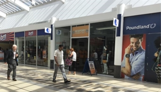 1,479 SF Shopping Centre Unit for Rent  |  Unit Su24a, Kingsway Centre, Newport, NP20 1EW