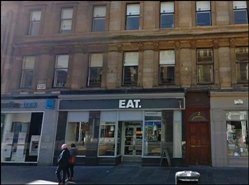 2,503 SF High Street Shop for Rent  |  31 - 33 Gordon Street, Glasgow, G1 3PF