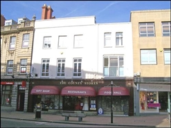 7,458 SF High Street Shop for Rent  |  52 - 53 North Street, Taunton, TA1 1ND