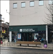 1,675 SF High Street Shop for Rent  |  25 Fishergate, Preston, PR1 3NN