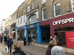 1,368 SF High Street Shop for Rent  |  10 Market Street, Cambridge, CB2 3PA