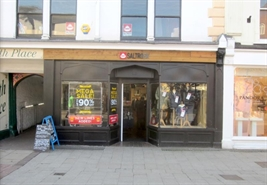 771 SF High Street Shop for Rent  |  18 Fore Street, Taunton, TA1 1JA