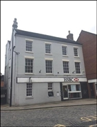 1,292 SF High Street Shop for Rent  |  35 Market Place, Uttoxeter, ST14 8HH