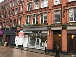 High Street Shop for Rent  |  13a Cannon Street, Birmingham, B2 5EP