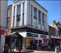 6,834 SF High Street Shop for Sale  |  48 - 50 High Street, Rhyl, LL18 1HA