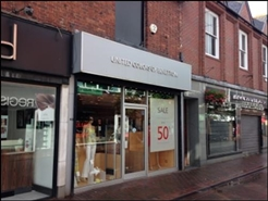 1,462 SF High Street Shop for Sale  |  64 Grove Street, Wilmslow, SK9 1DS