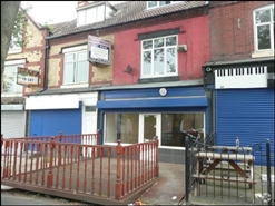 851 SF High Street Shop for Rent  |  125 Manchester Road, Chorlton, M21 9PG