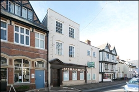 2,833 SF High Street Shop for Sale  |  77 Fore Street, Exeter, EX3 0HQ