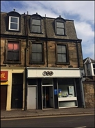 495 SF High Street Shop for Rent  |  58 New Street, Dalry, KA24 5AF