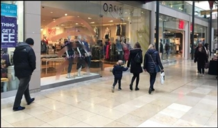 3,023 SF Shopping Centre Unit for Rent  |  Unit L, Market Place Shopping Centre, Bolton, BL1 2AL