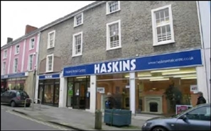 6,000 SF Out of Town Shop for Rent  |  Haskins Retail Centre, Shepton Mallet, BA4 5AX