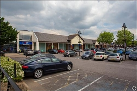 4,080 SF Retail Park Unit for Rent  |  Unit Su5a, Hmv, Staines, TW18 4WB