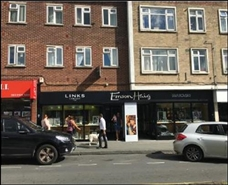 2,036 SF High Street Shop for Rent  |  305 - 307 High Road, Loughton, IG10 1AL
