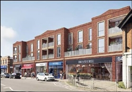 2,800 SF High Street Shop for Rent  |  Unit 1, Cobham, KT11 3DH