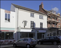 594 SF High Street Shop for Rent  |  17 Bore Street, Lichfield, WS13 6LZ