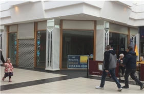 1,882 SF Shopping Centre Unit for Rent  |  Unit 14, Southport, PR8 1DF