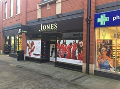 1,812 SF Shopping Centre Unit for Rent  |  Unit 43, Prince Bishops Shopping Centre, Durham, DH1 3UJ