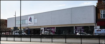 4,200 SF Shopping Centre Unit for Rent  |  Unit 142-143, Middleton Grange Shopping Centre, Hartlepool, TS24 7RZ