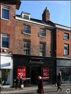 537 SF High Street Shop for Rent  |  2 Haymarket, Norwich, NR2 1QD