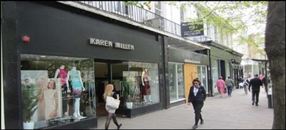 1,576 SF High Street Shop for Rent  |  60 Promenade, Cheltenham, GL50 1LY