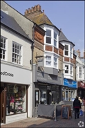 827 SF High Street Shop for Rent  |  97 St Mary Street, Weymouth, DT4 8NY
