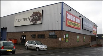 13,369 SF Out of Town Shop for Sale  |  Furniture Barn Of Market Harborough Ltd, Sheffield, S2 4HG