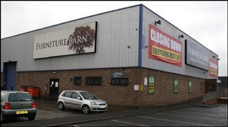 9,587 SF Out of Town Shop for Rent  |  Furniture Barn Of Market Harborough Ltd, Sheffield, S2 4HG