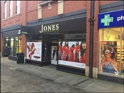 1,812 SF Shopping Centre Unit for Rent  |  Unit 43, The Prince Bishops Shopping Centre, Durham, DH1 3UL