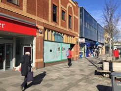2,381 SF High Street Shop for Rent  |  160 (Unit 1) Marlowes, Hemel Hempstead, HP1 1DQ