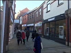 1,018 SF Shopping Centre Unit for Rent  |  Unit 34, The Prince Bishops Shopping Centre, Durham, DH1 3UL