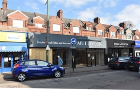 5,460 SF High Street Shop for Rent  |  76-78 Poole Road, Bournemouth, BH4 9DZ