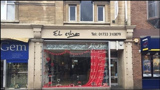 1,125 SF High Street Shop for Rent  |  22 Broadway, Peterborough, PE1 1RS
