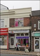 683 SF High Street Shop for Rent  |  662 Mansfield Road, Nottingham, NG5 2GA